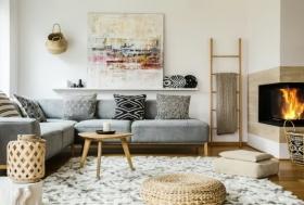Stilul rustic: Cum să adaugi elemente tradiționale într-o casă modernă