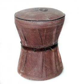 Mobilier Clepsydra Stool Brown