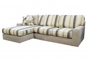 Canapea Union Jack, 2 locuri Coltar textil LORIC