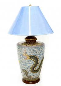 Veioze Ceramic Thai lamp - T16-PC4L