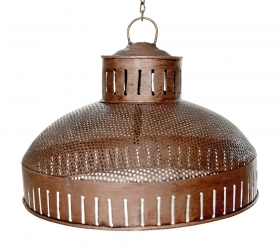 Lampa Industial metal Rust