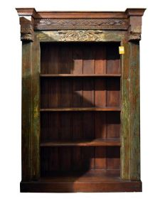 Camera de zi DILBER Indian solid wood shelf , Antique