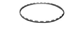 OFYR Cover 85 Black OFYR Horizontal Ring 100
