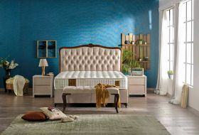 Dormitor Pat Royal, 160x200cm, cod culoare: 01
