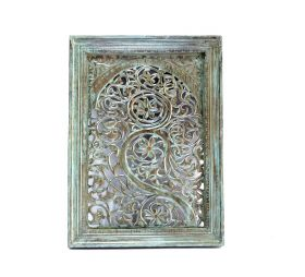 Panou decorativ sculptat Indian decorative panel
