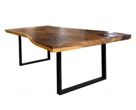 Mobilier Solid wood dining table 221 cm