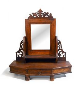 Rame pentru Oglinzi Caseta din lemn cu oglinda