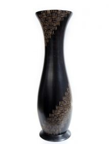 Decoratiuni & Cadouri Thai wood vase
