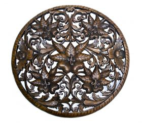 Decoratiuni Casa Thailand carved panel - T16-L09-1