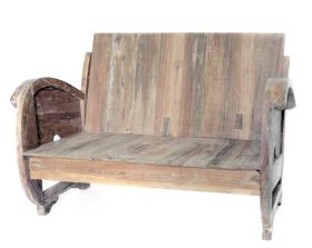 Bancute Solid wood bench