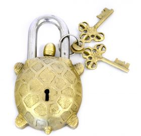 Suport pentru 8 sticle din metal  Metal padlock
