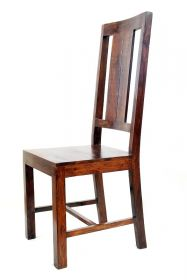 Scaun de bar din lemn masiv Solid wood chair