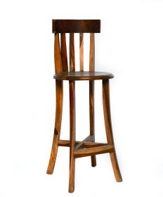 Mobilier Solid wood bar chair