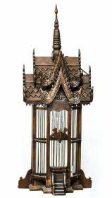 Corpuri de iluminat Lampa de perete din lemn