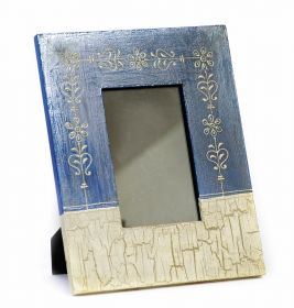Rama Foto  Sparkle Wood Photo Frame - GPT-12A