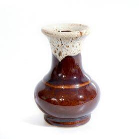 Vaza pictata din ceramica - T16-VAZA Vaza mica din ceramica