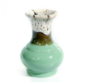 Vaza Thai din lemn - T16-TV2-25 Small ceramic vase
