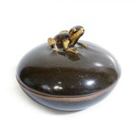 Dulapioare, Cutii, Cosuri, Boluri Bol din ceramica - Broscuta