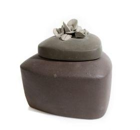 Cutie Red pentru sticle  Bol din ceramica