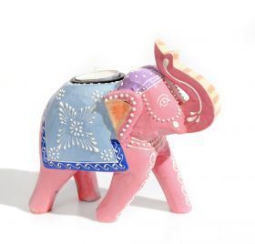 Felinare si suporturi de lumanare Eelephant candle holder