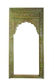 Rame pentru Oglinzi Rama sculptata din lemn masiv, finisaj antichizat