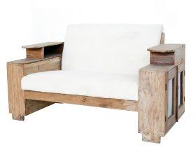 Canapele si Coltare Canapea dotata cu spatiu depozitare - AJF-091
