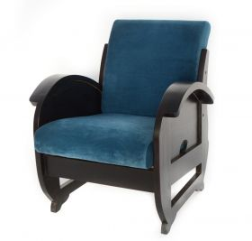 Fotoliu textil LUCRETIA  Fotoliu Bagong Blue