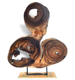 Panou decorativ din lemn pe suport Panou din lemn masiv Monobloc