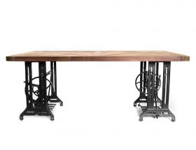 Mobilier Industrial table / office desk - SEWING