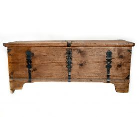 Mobilier gradina & terasa Solid wood chest