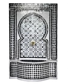 Grilaj metal - Vintage  Fantana marocana TANNGER