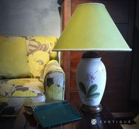 Veioza Thai din ceramica - T16-PL25L Veioza Thai - T8-EX051