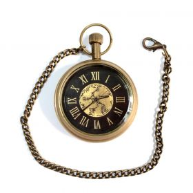Ceas Village Clockworks 89cm - GPT15-C1-6 Pocket watch Victoria London 1876 - gold