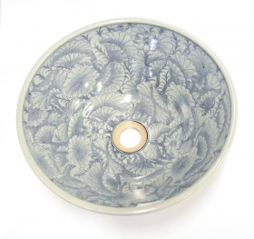 Decoratiuni Casa Lavoar din ceramica - T16-J139BLAV