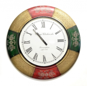 Decoratiuni & Cadouri Village Clockworks clock