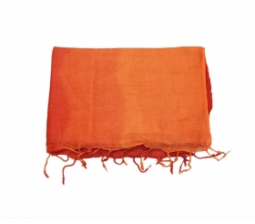 Decoratiuni & Cadouri Indian cotton scarf, 180cm - BZ-15-4