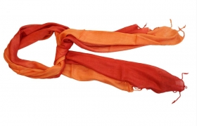 Decoratiuni & Cadouri Indian cotton scarf, 180cm - BZ-15-5