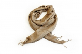 Decoratiuni & Cadouri Indian cotton scarf, 180cm - BZ-15-12