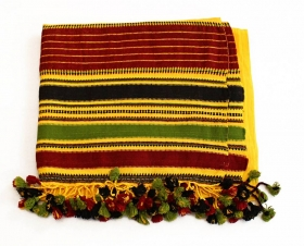 Decoratiuni & Cadouri Indian wool scarf, 200cm - BZ-44-2