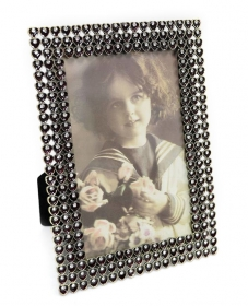 Rama Foto  Sparkle Photo Frame  Hearts
