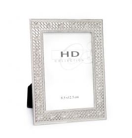 Rama Foto  Sparkle Photo Frame Silver