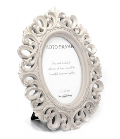 Rama Foto  Sparkle Gray Antique Photo Frame