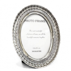 Rama Foto  Sparkle Antique Oval Photo Frame
