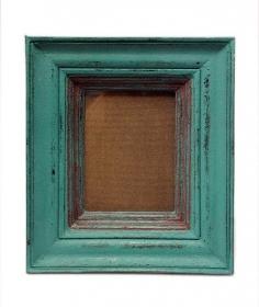 Rama foto pictata - GPT-12A Rama foto-turquoise