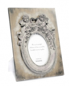 Decoratiuni & Cadouri Photo frame 2 Angels - LEV-5639
