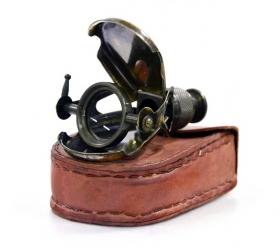 Decoratiuni & Cadouri Monoclu Vintage de buzunar, replica 1917 - GPT15-TEL810D