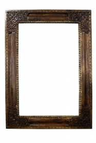 Decoratiuni Casa AMODA Solid wood carved mirror frame