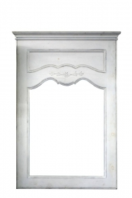 Decoratiuni & Cadouri Solid wood carved mirror frame - CC-HQX7