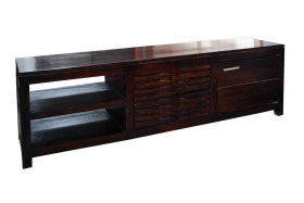 Camera de zi Solid wood TV cabinet