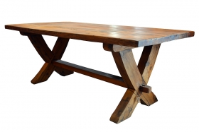 Old India SUMITRA Rustic table